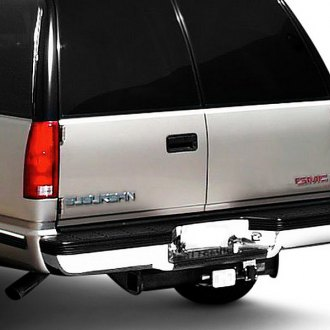 FEY® - Perfect Match Series Full Width Chrome Rear OE Style Bumper