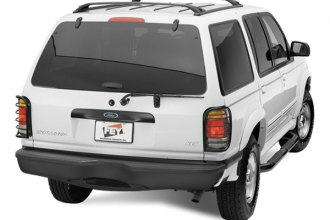 FEY® - Perfect Match Series Black Rear Bumper