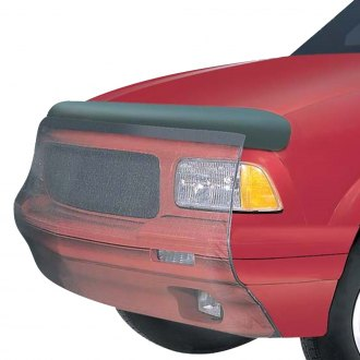 Fia® - Black Full Size Hood Deflector Bug Screen