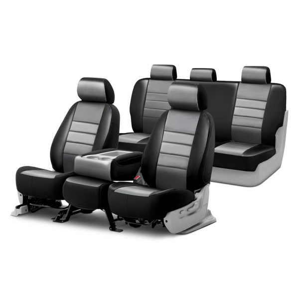 Image may not reflect your exact vehicle! Fia® - LeatherLite™ Series Seat Cover