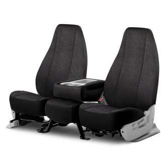 Fia® - TR40 Series 1st Row Black Seat Cover