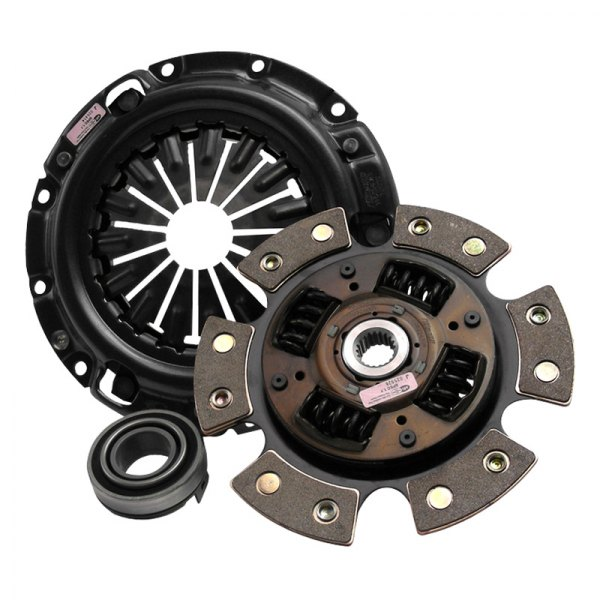 Fidanza® - V2 Series Single Plate Clutch Kit
