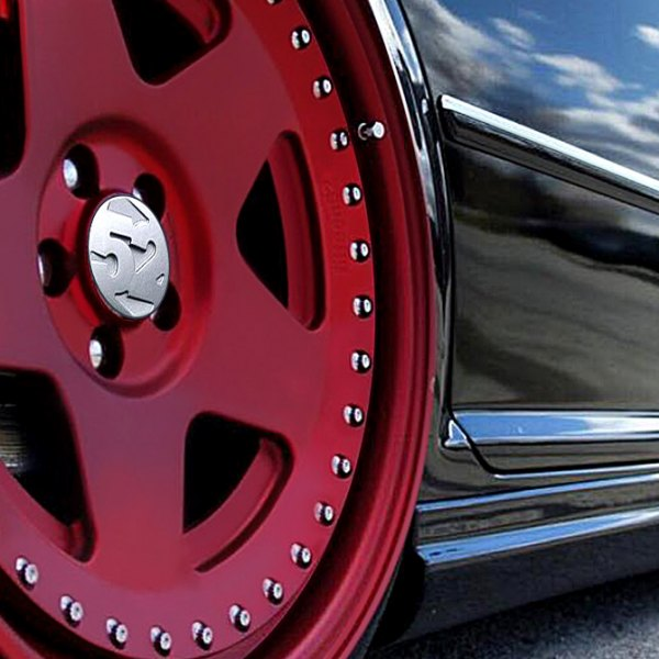 FIFTEEN 52® - TARMAC Red Wheels