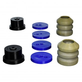 Firestone® - Work-Rite™ Rear Bump Stop Helper Spring Kit