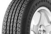 FIRESTONE® - AFFINITY TOURING Tire Protector Close-Up