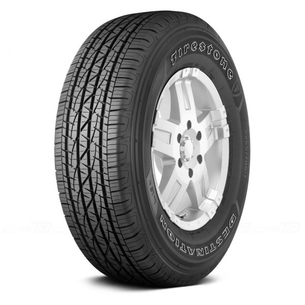 FIRESTONE� - Destination LE2 Tire Protector Close-Up