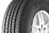 FIRESTONE® - TRANSFORCE HT Tire Protector Close-Up