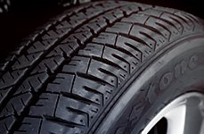 FIRESTONE® - FR710 Tires on Car
