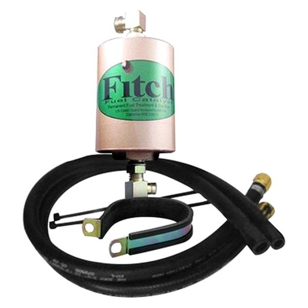 Fitch® Fuel Catalyst - OEM In-Line Fuel Catalyst