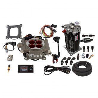FiTech® - GoStreet EFI Master Kit with Fuel Command Center