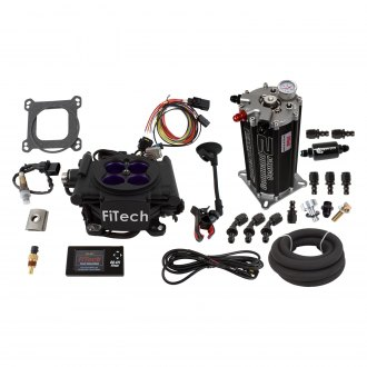 FiTech® - MeanStreet EFI Self-Tuning Fuel Injection System with Fuel Command Center