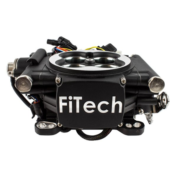 FiTech® 38002 - Go EFI 4 Self-Tuning Fuel Injection System with In-Tank  Retro Fit Kit