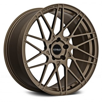 FITTIPALDI® - FSF03BZ Brushed with Gloss Bronze Tint