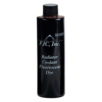 FJC® - Radiator Coolant Dye 8 oz