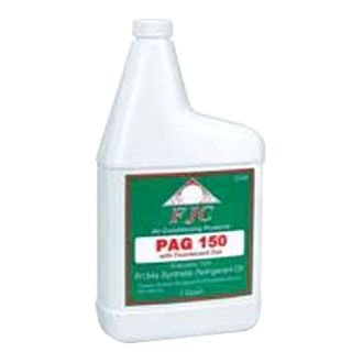 FJC® - Quart-150w PAG Oil with Dye