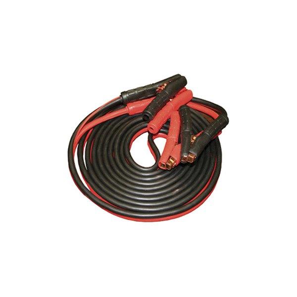 00 Gauge Jumper Cables : Fjc  amp heavy duty quot booster cables gauge