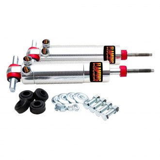 Flaming River® - Dual Adjustable Coil-Over Shock Kit