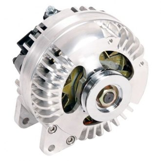 Flaming River® - V-Belt Pulley HD Alternator