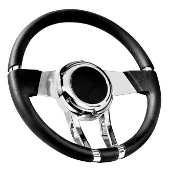 Flaming River® - 3-Spoke WaterFall Steering Wheel