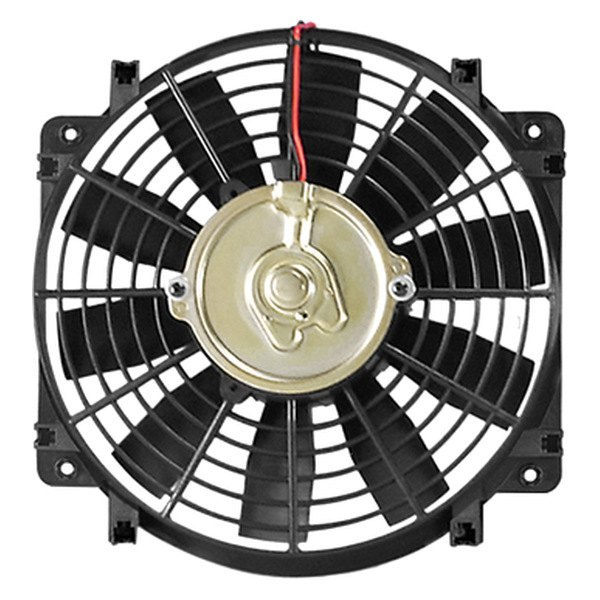 Flex-a-Lite® - Trimline Auxiliary Reversible Electric Fan