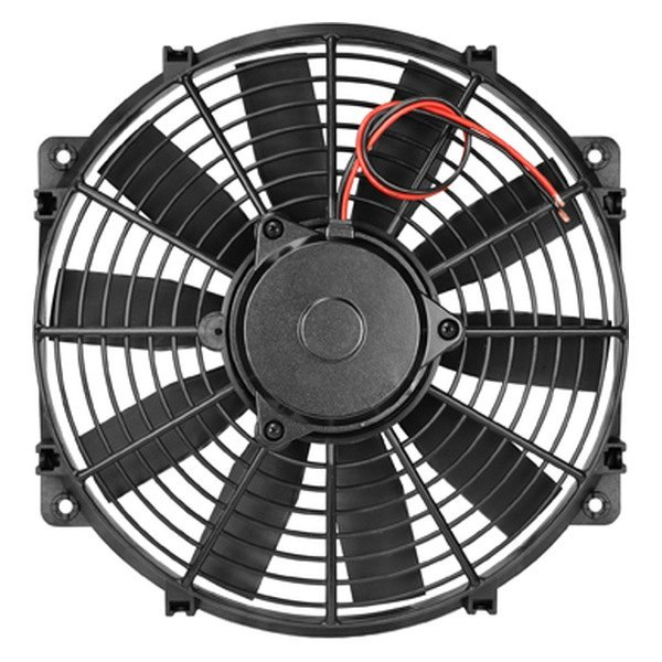 "Flex-a-Lite® - 12"" Trimline 24 Volt Electric Fan"