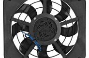 Flex-a-lite® - X-treme S-Blade Electric Fan