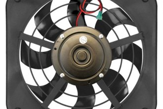 Flex-a-lite® - Lo-Profile S-Blade™ Electric Fan