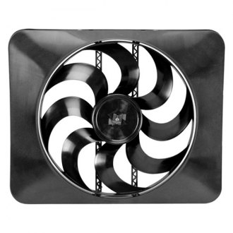 Flex-a-Lite® - Black Magic Universal Electric Fan