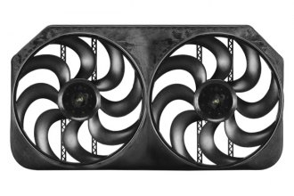 Flex-a-lite® - S-Blade Dual Electric Fan