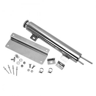 Flex-a-Lite® - Stainless Steel Overflow Tank Kit