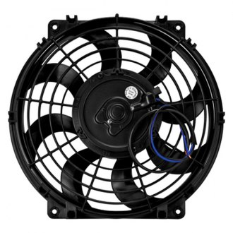 Flex-a-Lite® - Trimline Direct Fit S-Blade Electric Fan