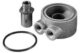 Flex-a-lite® - Oil Cooler Sandwich Adapter Kit