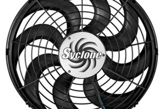 Flex-a-lite® - Syclone S-Blade Electric Fan