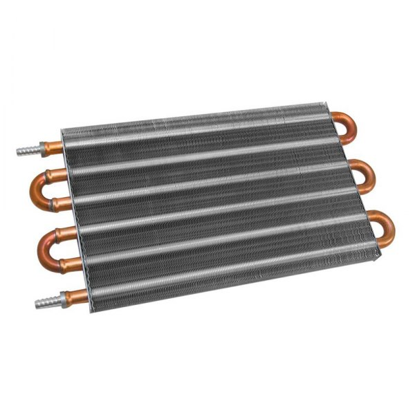 "Flex-a-lite® - TransLife™ Transmission Oil Cooler with 0.3750"" Barbed Fittings"