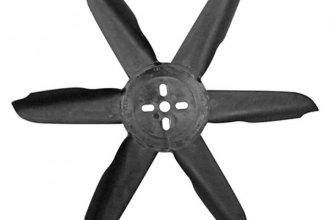 Flex-a-lite® - 400 Series Nylon Flex Belt Driven Fan