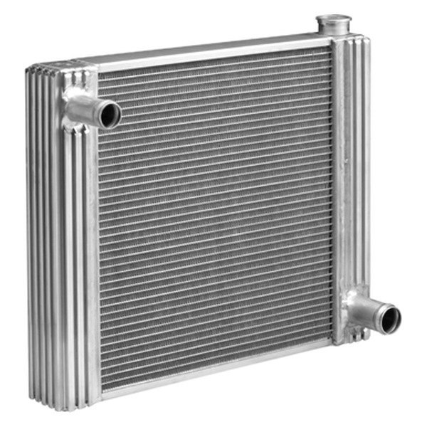 "Flex-a-lite® - 17"" Crossflow Radiator with Driver Side Inlet"