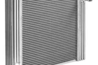 "Flex-a-lite® 51000R - 17"" Crossflow Radiator with Passenger Side Inlet"
