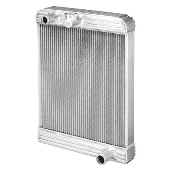 "Flex-a-Lite® - 17"" Downflow Radiator with Driver Side Inlet"
