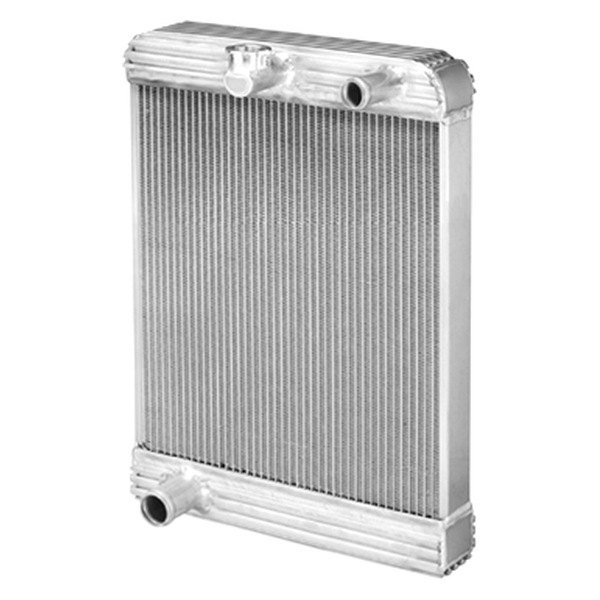 "Flex-a-Lite® - 17"" Downflow Radiator with Passenger Side Inlet"