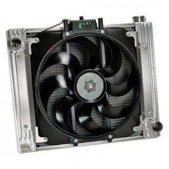 Flex-a-Lite® - Direct Fit Radiator with Fan