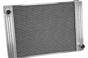 "Flex-a-lite® - 22"" Crossflow Radiator with Driver Side Inlet"