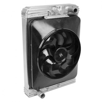 Flex-a-Lite® - Standard Profile Downflow Radiator with Fan