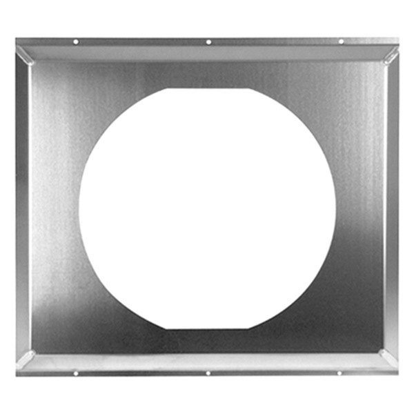 "Flex-a-Lite® - Aluminum Shroud with 16"" Hole"