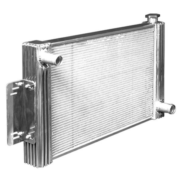 "Flex-a-Lite® - 26"" Crossflow Radiator with Driver Side Inlet"