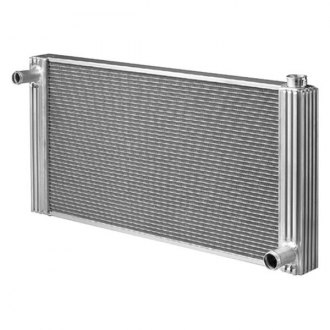 Flex-a-Lite® - 31-1/2 Crossflow Radiator with Driver Side Inlet