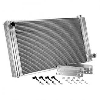 Flex-a-Lite® - 28 Crossflow Radiator with Driver Side Inlet