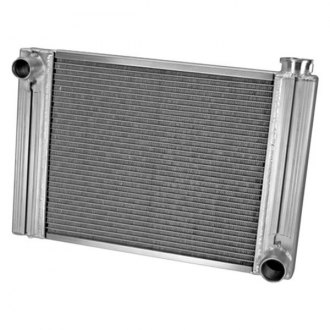 Flex-a-Lite® - 17 Crossflow Radiator with Driver Side Inlet