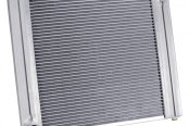 "Flex-a-Lite® - 17"" Crossflow Radiator with Passenger Side Inlet"
