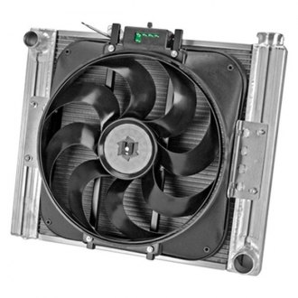 Flex-a-lite® - Slim Profile Crossflow Radiator with Fan