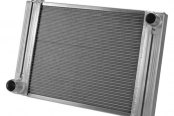 "Flex-a-Lite® - 15"" Crossflow Radiator with Passenger Side Inlet"